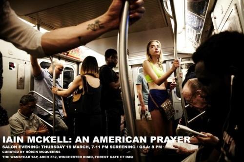An American Prayer Invite